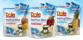dole fruit snacks dole real fruit bites giveaway and kids review salt