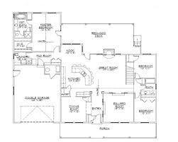 country farmhouse rambler hwbdo75140 farmhouse house plan from