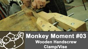 quick tip hand clamp bench vise mm 03 youtube