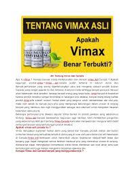 arti tentang vimax asli canada