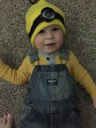 Baby Minion Costume 6 Super Easy Halloween Costumes For Babies Babycenter Blog