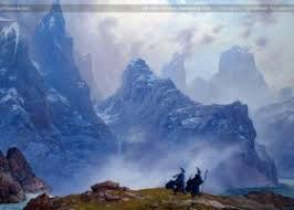 the blue wizards journeying east ted nasmith los magos azules