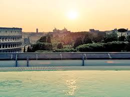siège social autour de bébé mercure rome center colosseum
