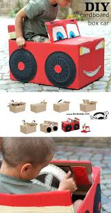 Build A Toy Box Kit by 25 New Things Made With Diy Cardboard Box Anyone Can Make