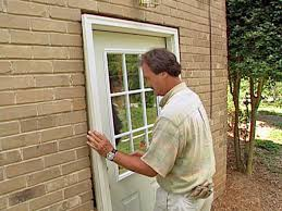 how to frame a door opening how to install a pre hung exterior door how tos diy