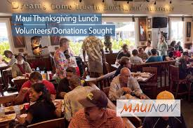 now west thanksgiving lunch for hungry location