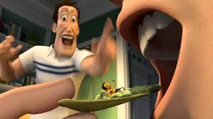 bee movie bee patrick warburton screams bee