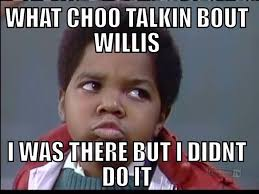 What You Talkin Bout Willis Meme - arnold different strokes meme different best of the funny meme