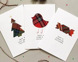 scottish card etsy