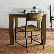 Square Kitchen Tables by Rustic Kitchen Square Table West Elm