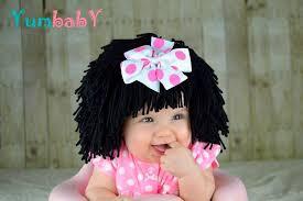 Cabbage Patch Kid Halloween Costume Halloween Costume Baby Hats Baby Wig Snow White Costume Baby
