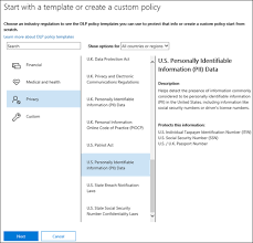 overview of data loss prevention policies office 365