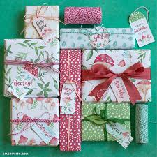 gift wrap fairy garden gift wrap and tags lia griffith