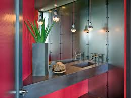 eclectic bathrooms hgtv