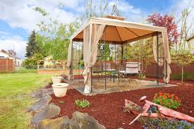 Backyards With Gazebos by 26 Portable Gazebos That Will Keep The Bugs Out