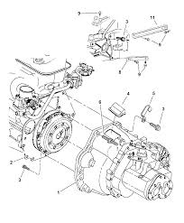dodge neon transaxle diagram dodge neon catalytic converter