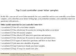 top 5 cost controller cover letter samples 1 638 jpg cb u003d1434702138