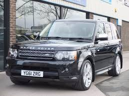 range rover sport diesel used land rover range rover sport 3 0 sdv6 hse luxury for sale in