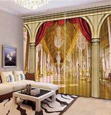 Curtains For Sale Online Get Cheap Golden Curtains For Living Room Aliexpress Com