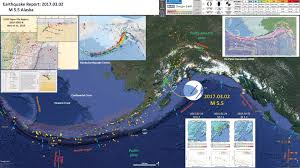 Usgs Real Time Earthquake Map Earthquake Report Alaska Jay Patton Online