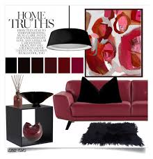home elements interior design co burgundy elements at home by heather reaves liked on polyvore