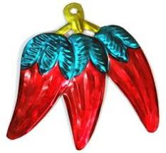 Chili Pepper Christmas Ornaments - red chili pepper ornament mexican tree pinterest red chili