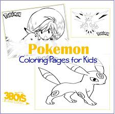 printables 6 pokemon coloring pages u2013 3 boys dog