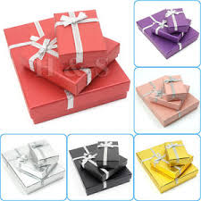 necklace earring gift box images High quality jewellery gift boxes bag necklace bracelet ring set jpg