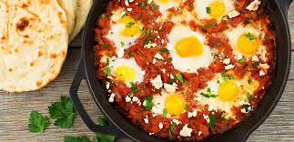 egg recipes for dinner middle eastern shakshuka dinner eggs ca