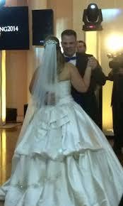 pnina tornai 5 000 size 14 used wedding dresses