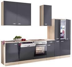 küche mit e geräten küchenzeile keitum held möbel ohne elektrogeräte breite 200