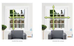 Venetian Blinds Inside Or Outside Recess How To Measure Your Window For Blinds