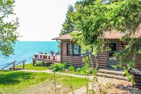 Lake Superior Cottages by Lutsen Mn Vacation Rental Log Cabin R And R