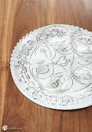 what goes on a seder plate for passover 35 best passover seder plates images on plate