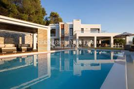 fascinating 5br with superior architectural design in greece