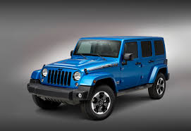 new jeep wrangler all new jeep wrangler polar edition debuts at the 2013 frankfurt