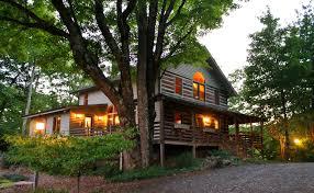 mountain log cabin stonebridge