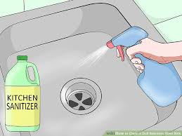 How To Clean A Dull Stainless Steel Sink  Steps With Pictures - Stainless steel kitchen sink cleaner