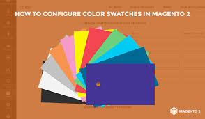 color swatches how to configure color swatches in magento 2