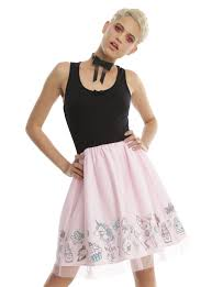 black u0026 pink tulle party dress topic