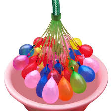 rapid fill magic water balloons fill and seal 100 water