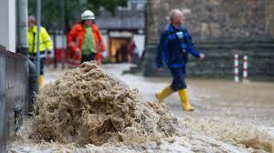 Bangkok Bad Lippspringe Hochwasser Landkreis Goslar Ruft Katastrophenalarm Aus Welt