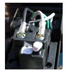 air compressor wiring problems