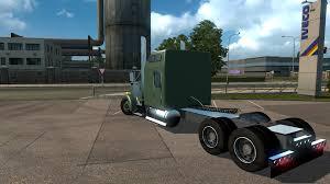w900l kenworth trucks kenworth w900l v1 5 truck euro truck simulator 2 mods