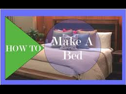 The Proper Way To Make A Bed How To Make A Bed Interior Design Youtube