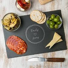 personalized cheese cutting board personalized cheese board engagement housewarming