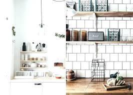 deco cuisine murale etagere deco cuisine deco etagere cuisine inspiration decoration
