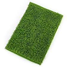 Green Bathroom Rugs New Decor 40x60 Chenille Rug Shaggy Mat Room Floor