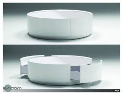Ikea Glass Coffee Table by Coffee Table Trends Decoration Round Coffee Table With Storage