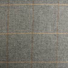 Plaid Curtain Material Grey Checked Curtain Fabric Gopelling Net